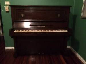 Bechstein Upright Piano Runaway Bay Gold Coast North Preview