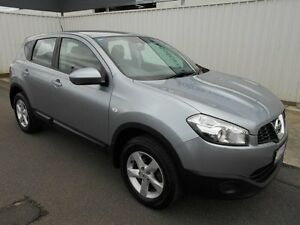 2013 Nissan Dualis J10 Series 3 ST (4x2) Silver 6 Speed CVT Auto Sequential Wagon South Burnie Burnie Area Preview