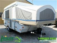 2006 Coachmen Clipper 1285ST Tent Camper