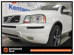 2014 Volvo XC90 XC90 AWD with sunroof, power leather seats, back
