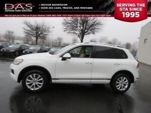 2012 Volkswagen Touareg 3.0 TDI Highline Navigation/Leather