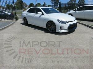 2013 Toyota Mark X GRX133 G White Automatic Sedan Bayswater Knox Area Preview