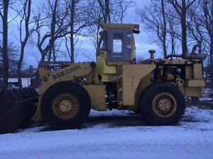 55B Michigan payloader