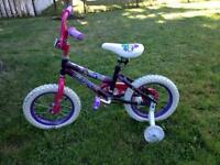 "Huffy ""Sea Star"" little girls bike for sale"