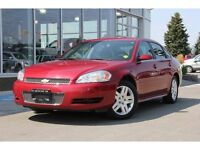 2013 Chevrolet Impala Certified | 3.6L Engine | Bluetooth | Remo