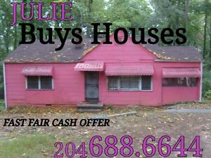 CASH FOR  HOUSES CONTACT ME TODAY