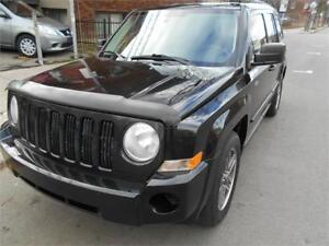 2008 Jeep Patriot Sport edion north 4x4