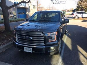 2016 Ford F-150 SuperCrew LIMITED Pickup Truck