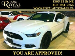 2015 Ford Mustang EcoBoost BLUETOOTH, USB PORT, INT PHONE