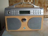 Dab/FM Radio Intempo Digital PG-01