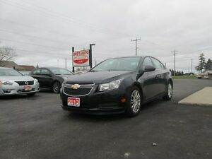 2013 Chevrolet Cruze ECO Manual