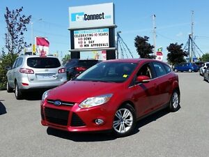 2012 Ford Focus SEL ONLY $19 DOWN $48/WKLY!!