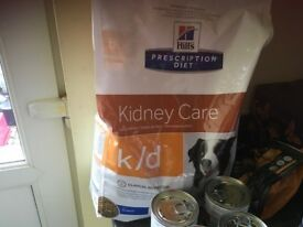 Kidney Care Dog Food