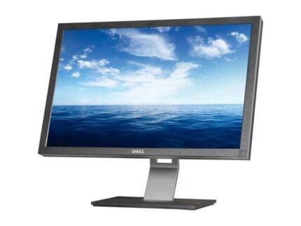 Dell UltraSharp™ 30 inch Professional Monitor RRP$1,900