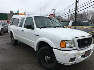 Ford Ranger Automatic 2004