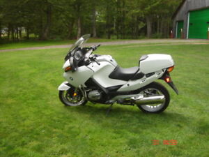 "2006 BMW r1200RT  ""ONLY"" 49,329 Klm"