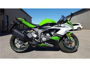 2015 Kawasaki ZX-6R 30th Anniversary Edition