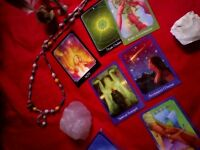 Tarot Card Reading Parties