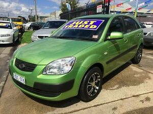 2008 Kia Rio JB LX 5 Speed Manual Hatchback Brooklyn Brimbank Area Preview