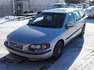 2003 Volvo V70  Wagon 4994 CERTIFIED / E-TESTED