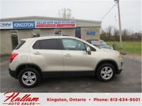 2013 Chevrolet Trax LT - All Wheel Drive