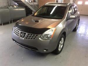 2010 Nissan Rogue SL AWD /Toit Ouvrant/ Sièges Chauffants/MAGS