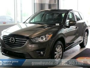 2016 Mazda CX-5 TOURING-4WD LEATHER ROOF & MORE