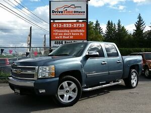 2008 Chevrolet Silverado 1500 LT CREW CAB 4X4 **LEATHER SEATS**