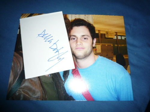 PENN BADGLEY signed autograph In Person GOSSIP GIRL