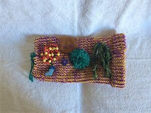 Loom Knitted Twiddle Muffs For Dementia Patients Edmonton Edmonton Area image 3