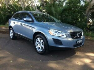 2010 Volvo XC60 DZ MY11 3.2 Blue 6 Speed Automatic Geartronic Wagon Georgetown Newcastle Area Preview