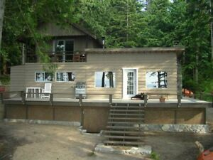 COTTAGE FOR RENT ON SAVARY ISLAND