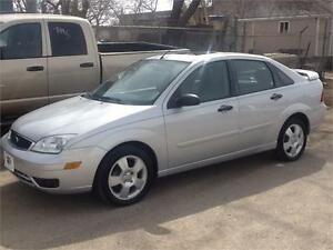 2007 Ford Focus SES $5250  MIDCITY WHOLESALE 1831 SASK AVE