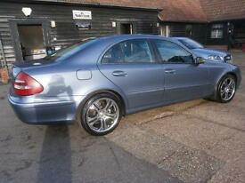 54MERCEDED-BENZ E270 2.7CDI ELEGANCE TURBODIESEL AUTOMATIC NEW MOT NO ADVISORIES