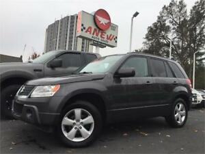 2011 Suzuki Grand Vitara JX 4X4 NO ACCIDENTS ONLY 133KM