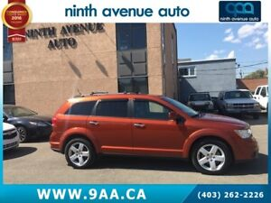 2012 Dodge Journey R/T 4dr AWD, Nav, Leather