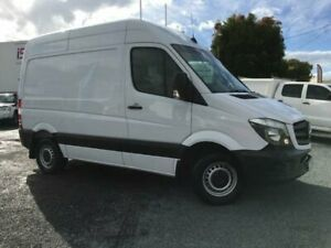 2015 Mercedes-Benz Sprinter 906 MY14 313CDI SWB White Van 2.1l RWD Currumbin Waters Gold Coast South Preview