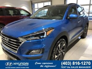 2019 Hyundai Tucson ULTIMATE - AWD, Leather, Heated Front & Rear