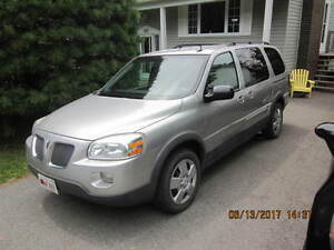 2008 Pontiac Montana Minivan, Van