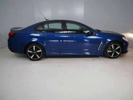 2017 Holden Commodore VF II MY17 SV6 Blue 6 Speed Sports Automatic Sedan Mount Gambier Grant Area Preview