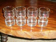 50 YEAR ANNIVERSARY MONOGRAMMED WHISKEY GLASSES - 1979 Inverell Inverell Area Preview