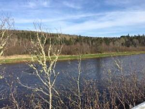 Perfect setting to build the home of your dreams on 1.54 acres!