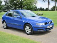 Seat Leon 96000 miles fully working
