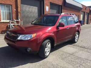 2009 Subaru Forester AWD.Automatique.Limited.