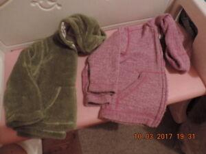 Size 6 Girl's Hoodies
