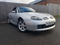 MG TF 1.8 135 2DR (silver) 2004