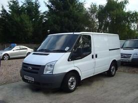 2012 FORD TRANSIT 2.2 TDCI SWB Low Roof Panel Van