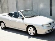 2002 Renault Megane Expression Silver 4 Speed Automatic Cabriolet Mount Hawthorn Vincent Area Preview