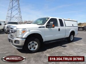 2011 Ford F250 Ext SD XLT