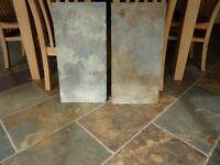 New Chinese slate floor tiles